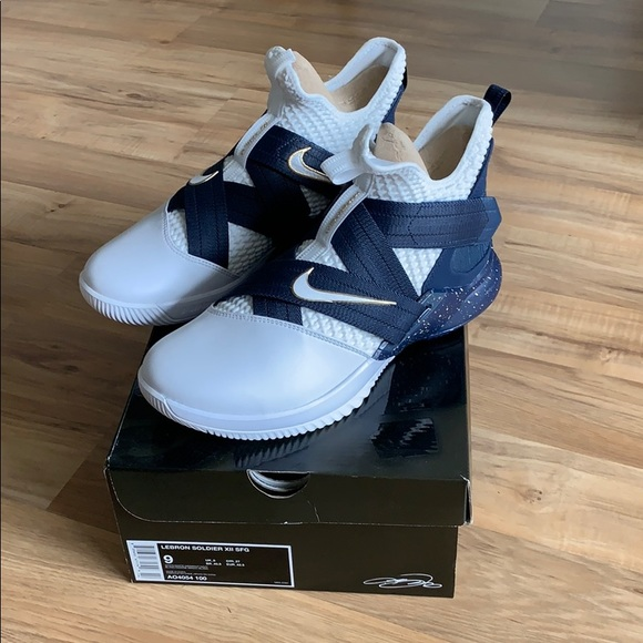 Nike Lebron Soldier Xii Sfg Witness